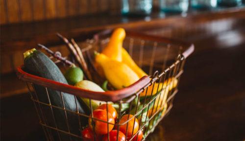 Hodnocení řetězců podle dostupnosti <br> rostlinných produktů