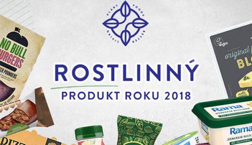 Rostlinný produkt roku 2018 – hlasování