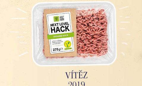 Rostlinný produkt roku 2019